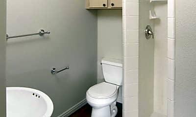 Bathroom, Sandpiper Apartment Homes, 2