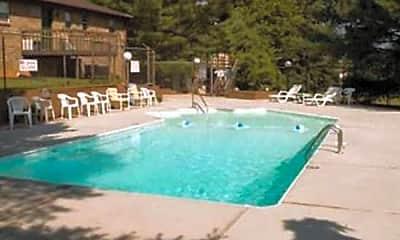 Pool, Ravenwood Apartments, 1