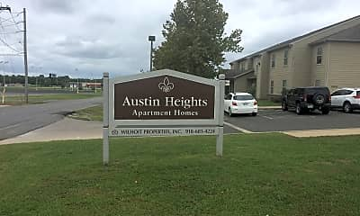 Austin Heights Apartments, 1