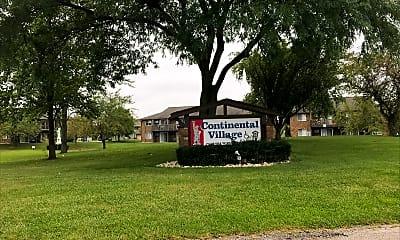 Continental Village, 1