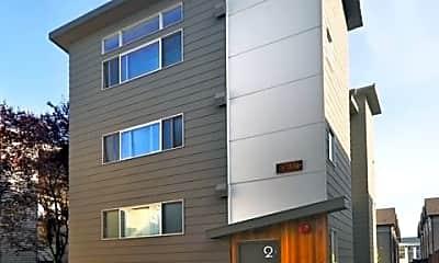 Building, 2129 N 113th St, 1