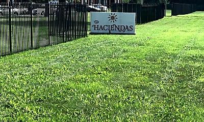 The Haciendas, 1