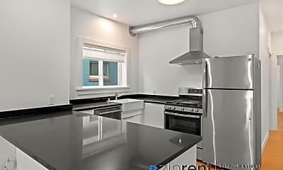 Kitchen, 1084 43Rd St, #1, 0
