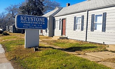 Community Signage, 758 Sylvan Ln, 0