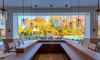 Patio / Deck, 3800 Acqua Apartments, 2