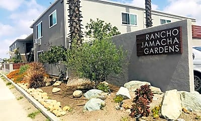 Building, 437 Jamacha Road, 1