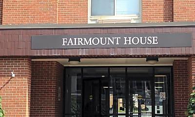 Church Hill and Fairmount House, 1