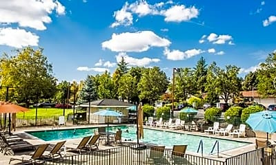 Pool, Summerfield Estates Senior Living, 2