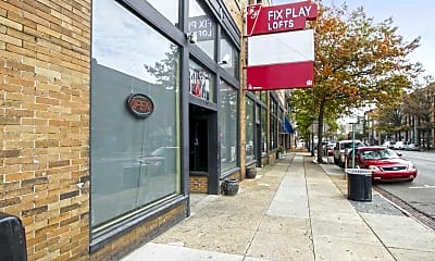 Building, Fix Play Lofts, 2