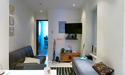 Living Room, 247 W 109th St, 1