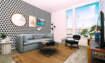 Living Room, Hannah Park, 1