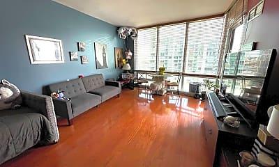 Living Room, 20 Newport Pkwy 1809, 2