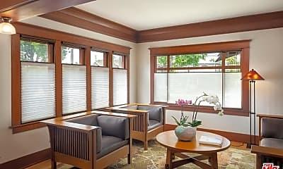 Living Room, 2426 E 1st St, 2