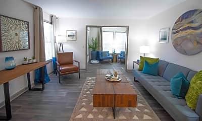 Living Room, Paces Ridge at Vinings, 1