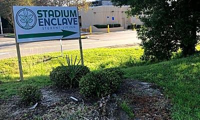 Stadium Enclave Apartments, 1