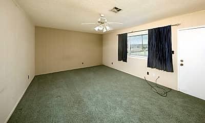 Living Room, 1803 South Chrisman Road, 1