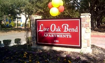 Live Oak Bend, 0