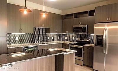 Kitchen, 1965 Matilda St 201, 2