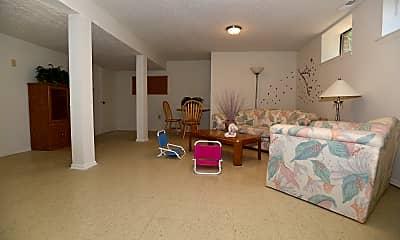 Living Room, Edison Woods, 2