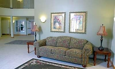 Living Room, Westwood Parkway Estates, 1
