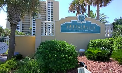 Emerald Isle Condominiums, 1