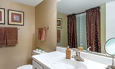 Bathroom, Township in Hampton Woods, 2