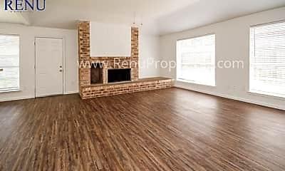 Living Room, 7027 Zieglers Grove, 1