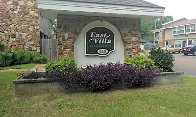East Villa Apts, 1