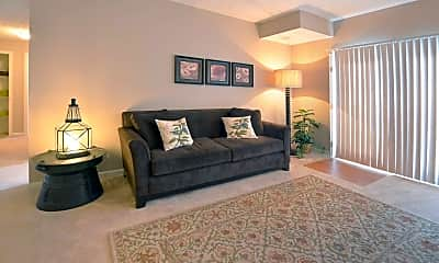 Living Room, Prescott Place, 1