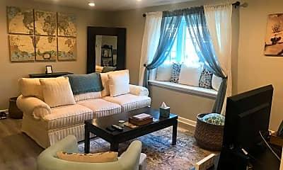 Living Room, 822 S Arlington Mill Dr 2-203, 1