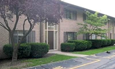 Building, Twin Oaks, 0