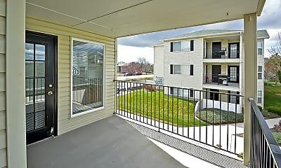 Aspen Hills Apartments, 1