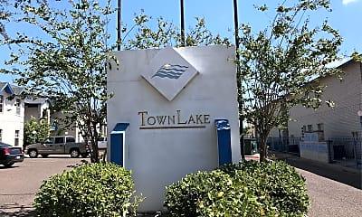 Townlake Apartments, 1