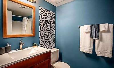 Bathroom, 5146 E Oak St 108, 1