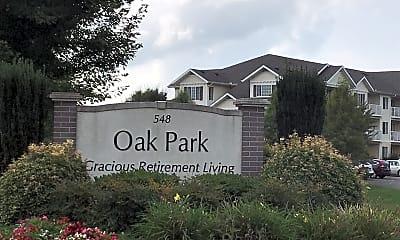 Oak Park Retirement, 1