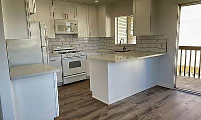 Kitchen, 1045 S Alma St Unit 5, 0