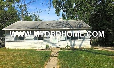 Community Signage, 5001 Holton Ave, 0