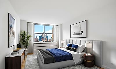 Bedroom, 40 West 60th St., 1