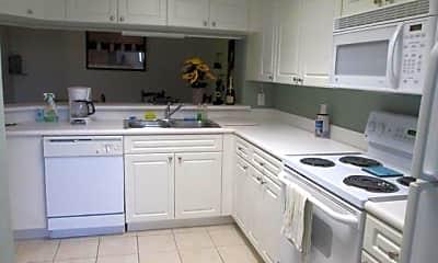Kitchen, 3022 Alcazar Pl 303, 1