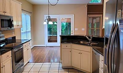 Kitchen, 509 Rivercrest Cv, 1