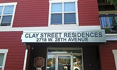Clay Street Residences, 1