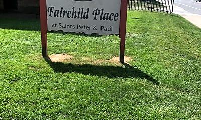 Fairchild Place, 1
