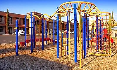 Playground, Desert Palms, 2
