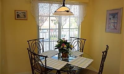 Dining Room, 2805 Cypress Trace Cir 1-204, 1
