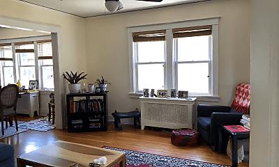 Living Room, 30 Portland Pl, 2