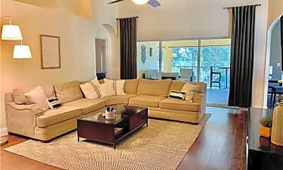 Living Room, 3401 Morning Lake Dr 202, 1