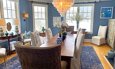 Living Room, 6 Winthrop Hill, 1