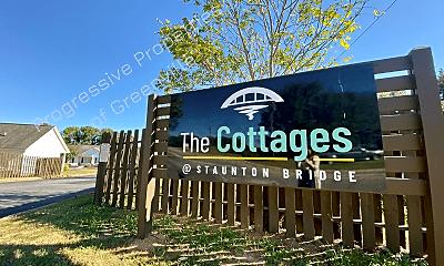 Community Signage, 13 Staunton Bridge Rd, 2