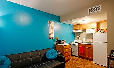 Living Room, Californian, 1