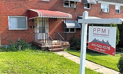 Building, 4913 Aberdeen Ave, 0